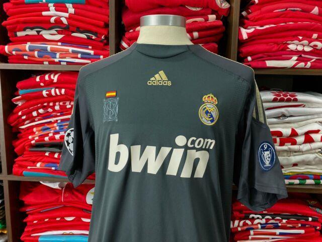 Real Madrid Fc Away 2009/10 Shirt Alonso #14 Spain-bayern Munich-jersey (l)