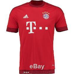 RFCB42 Bayern Munich shirt brand new official FCB home jersey 15-16 tee top