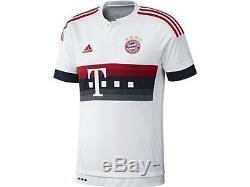 RFCB43 Bayern Munich shirt brand new official FCB away jersey 15-16 tee top