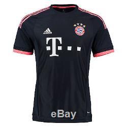 RFCB44 Bayern Munich shirt brand new official FCB 3rd jersey 15-16 tee UCL top