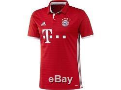 RFCB54p9 Bayern Munich brand new official jersey Lewandowski Adidas 16-17 top
