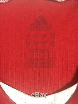RIBERY #7 Bayern Munich Home Football Shirt Jersey 2007/08 (M)