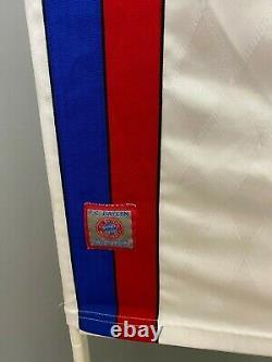 Rare Adidas Bayern Munchen 1995 1996 1997 Away Football Shirt Jersey Size M