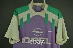 Rare Bayern Munich 1989/1991 Training Football Shirt Jersey Adidas Vintage Sz M