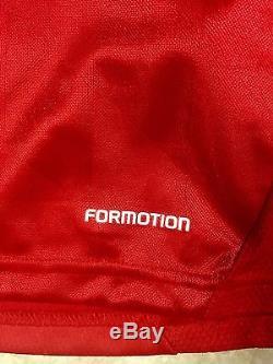 Rare Bayern Munich Player Issue Formotion Match Unworn Football Adidas Shirt