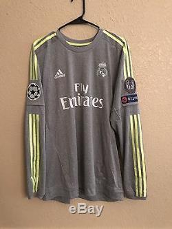 low cost 1f08b 8aaec Real Madrid Tony Kroos Bayern Munich Player Issue Adizero ...