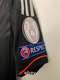 Ribery, 2012-13 Bayern Munich Third Techfit Champions League Match Un Worn Shirt