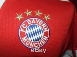 Robben 2009/10 Bayern Munchen Maglia Shirt Calcio Football Maillot Jersey Soccer
