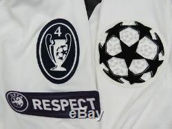Robben Bayern Munich Jersey Player Issue Match Un Worn Spielertrikot UCL 2010-11