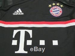 Robben Bayern Munich Shirt Jersey Player Issue Match Un Worn Techfit