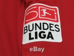 Robben Bayern Munich Shirt Spielertrikot Jersey Player Issue Match Un Worn 2012