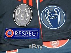 Robben Bayern Munich Shirt Spielertrikot Jersey Player Issue Match Un Worn 2014