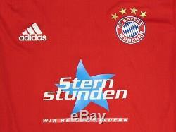 Robben FCB Bayern Munich Shirt Spielertrikot Jersey Player Issue Match Un Worn