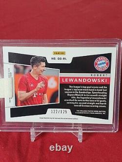 Robert Lewandowski Bayern Munich Player Worn Panini Jersey Shirt Card 1 of 125