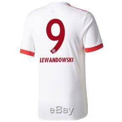 e989b6d69f6 Robert Lewandowski Bayern Munich Adidas 2017/18 Third Replica Jersey