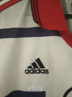 Salihamidzic Bayern Munich jersey XL 1999 2000 away shirt soccer football Adidas