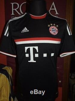 Schweinsteiger 2011 Bayern Munchen Maglia Shirt Calcio Football Maillot Jersey