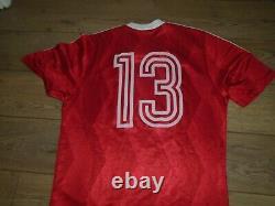 Shirt Jersey Trikot FC Bayern Munchen 1987 1988 87 88 Commodore Adidas