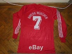 Shirt Jersey Trikot Fc Bayern Munchen 1989 1990 89 90