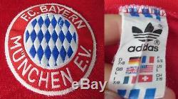 Shirt Trikot Jersey Football Fussball Soccer Bayern Munchen Munich Monaco Ulm