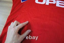 Size L Bayern Munich Football Shirt Home 1991-1992-1993 Jersey Trikot Large Mens