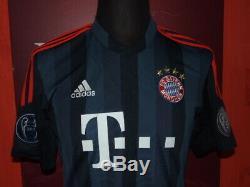 Thiago Bayern Munchen 2013/2014 Maglia Shirt Calcio Football Maillot Jersey