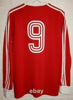 Trikot European Cup Final 1975 Bayern München Munich Shirt Gerd Müller 9 Jersey