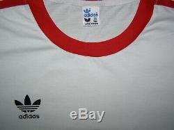 Trikot European Cup Final 1976 Bayern München Munich Shirt Beckenbauer 5 Jersey