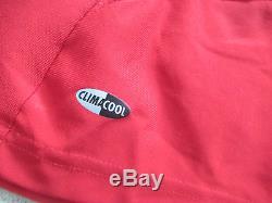 Vintage Adidas F. C. Bayern Munchen XL Sewn Red/white Jersey 2007/09 Kit Germany