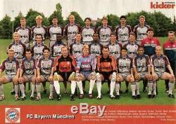 Very rare Bayern Munich München 1999 Champions league final shirt, jersey 1998