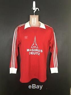 Vintage 1978/79 Bayern Munich Football Jersey medium soccer shirt original