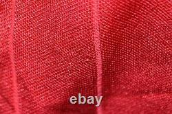 Vintage Adidas Bayern Munich Style 1980's Red Football Shirt Jersey #7 Size XL