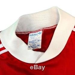 Vintage Bayern Munich'70s'80s Adidas Magirus Deutz Soccer Jersey XS