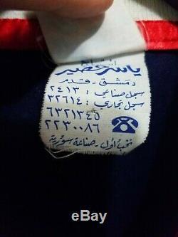 Vintage Mizono Opel F. C. Bayern Munchen Soccer Jersey Shirt Size L 42