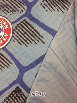 Vintage Oliver Kahn 1995-97 Bayern Munich shirt jersey Germany XL