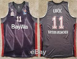 Vladimir Lucic Jersey Camiseta Trikot Canotta Basketball 3XL Bayern Munchen