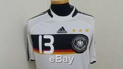 (s) Germany Shirt Ballack Bayer Bayern Munich Chelsea England Trikot Jersey